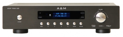 AV-процессор, A&M Elektronik AVP700 3D