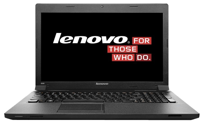 Ноутбук Леново B590 драйвера