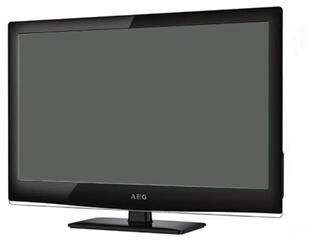 AEG CTV 2206 LED/DVD/DVB-T